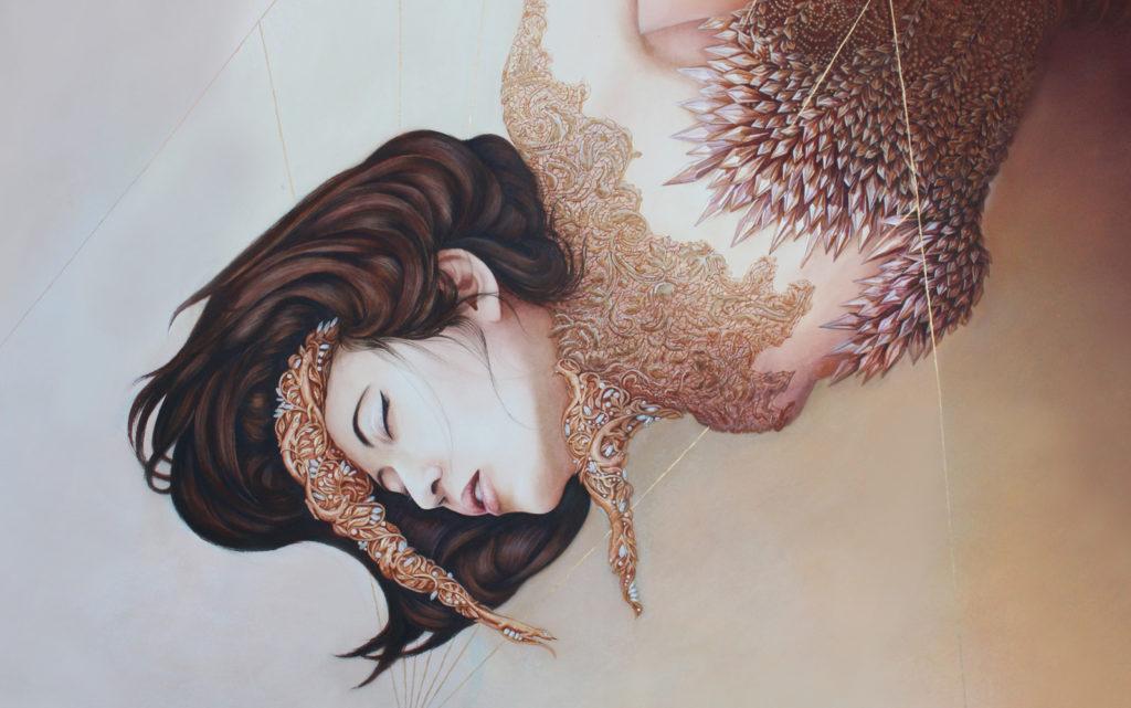 Elwira Salimzianowa malarstwo obrazy